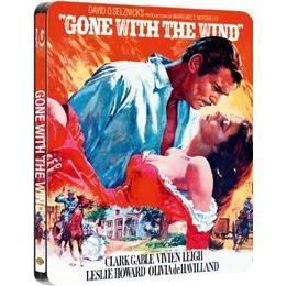 Gone With The Wind Steelbook (Blu-ray + UV Copy) [1939][Region Free]
